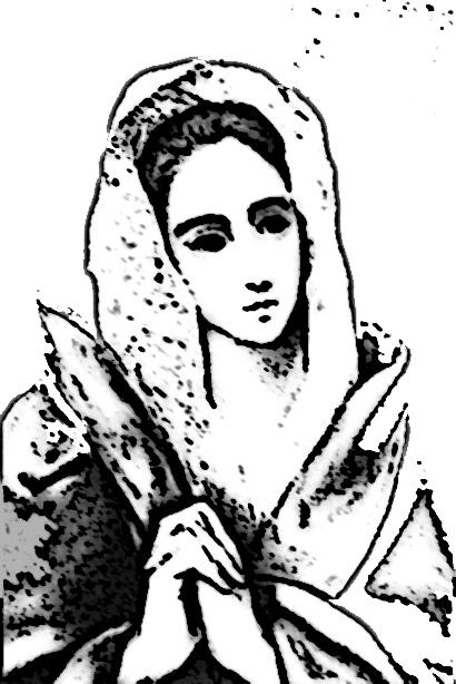 Mater Dolorosa de El Greco