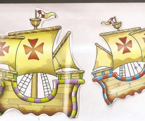 Fichas día de la Hispanidad