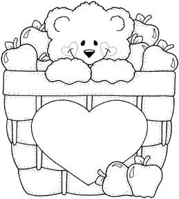 Dibujos De Amor Con Ositos