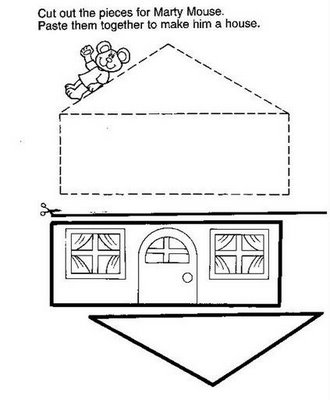 Fichas De Figuras Geometricas
