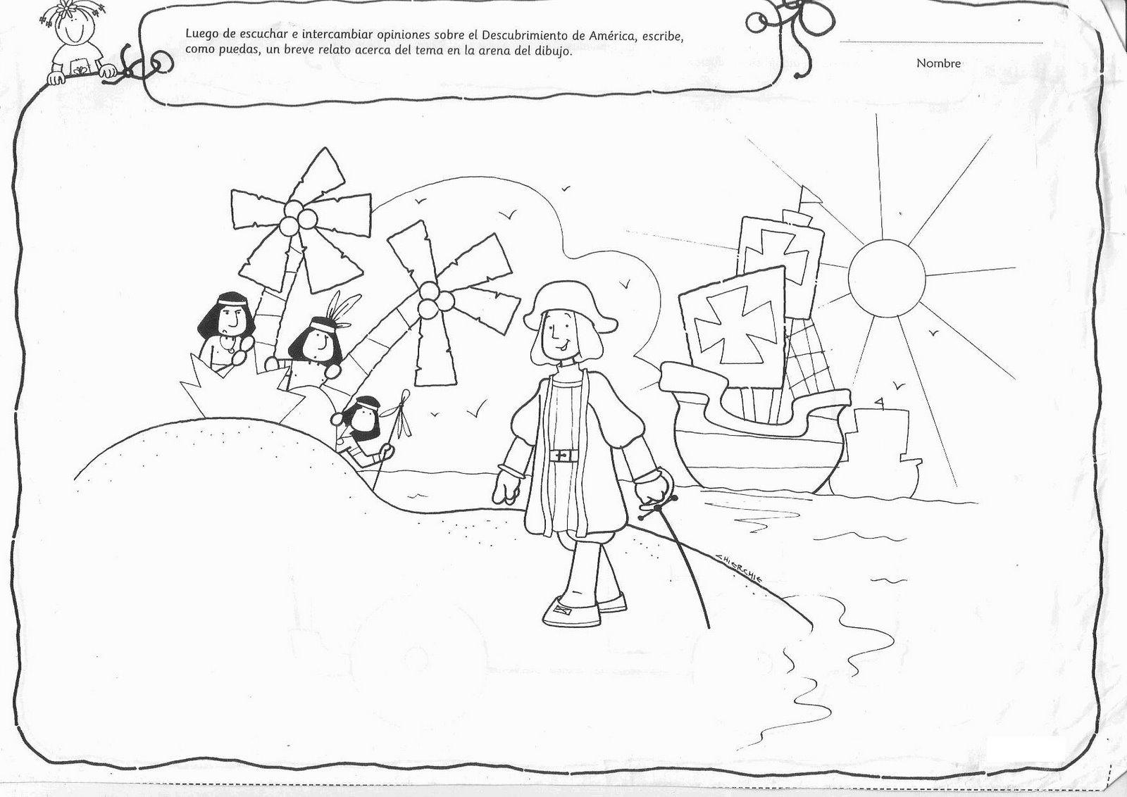 Ficha Para Pintar Cartas Y Numeros